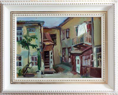 The Yard. Mai Dantsig