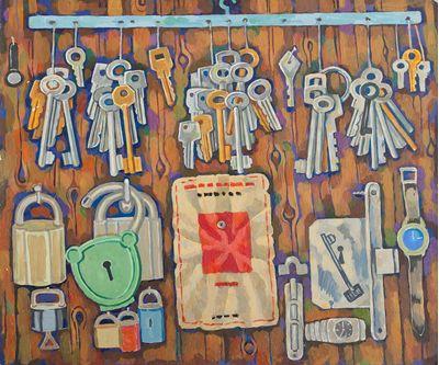 Ключи и замки. Олег Филиппов