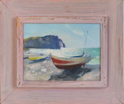 Normandy. Boats. Sea. Ilya Danshin