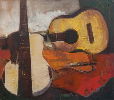 Two Guitars. Vadim Sokolov