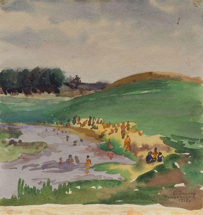 Zagoryanskaya. Berta Taller