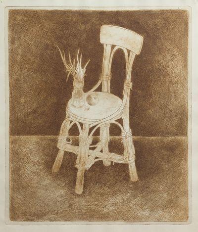 A Chair. Unknown artist