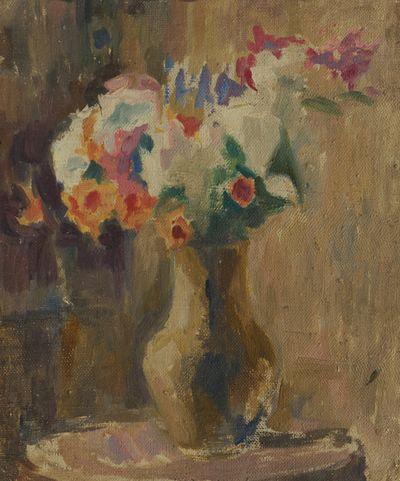 Цветы. Евсей Решин