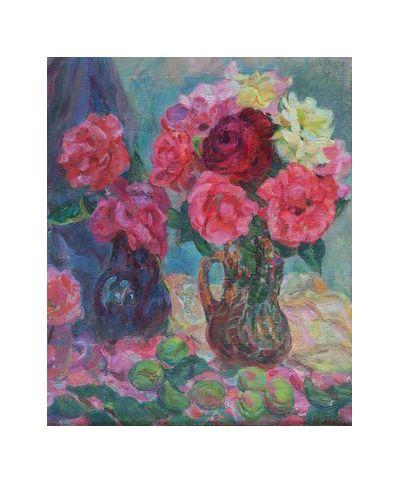 Розы. Инна Медникова