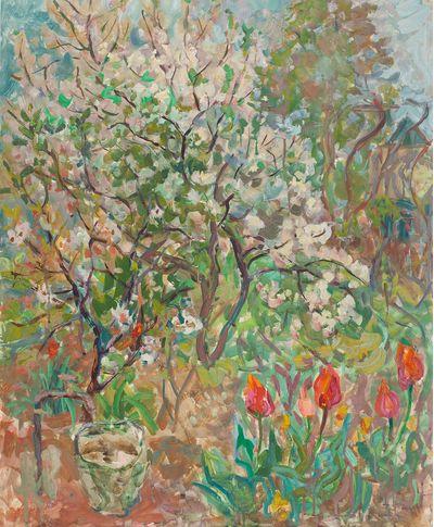 Blooming garden. Inna Mednikova