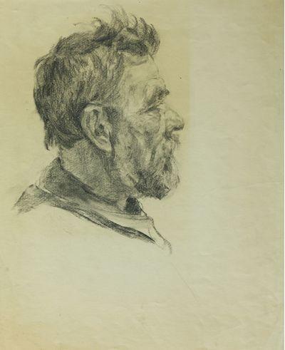 Old Man. Viktor Konovalov