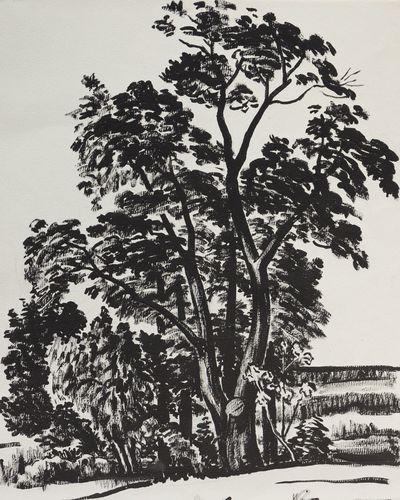 Boldino. Pushkin Museum Reserve. Sveshnikov A. V.
