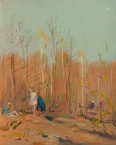 Spring. Vassily Minyaev