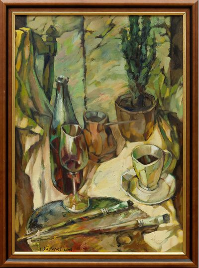 Wine. Lev Rapoport