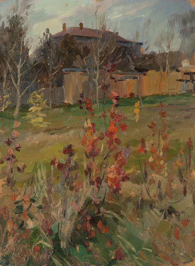 Autumn Mood. Evgeny Bitkin