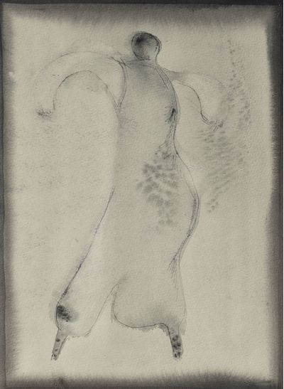 Sketch. Galina Karavaeva