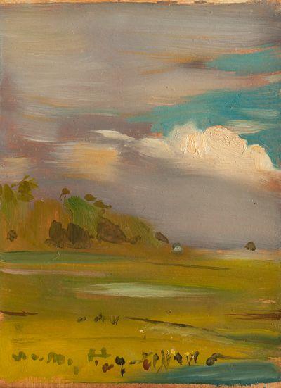 A Cloud. Vassily Minyaev
