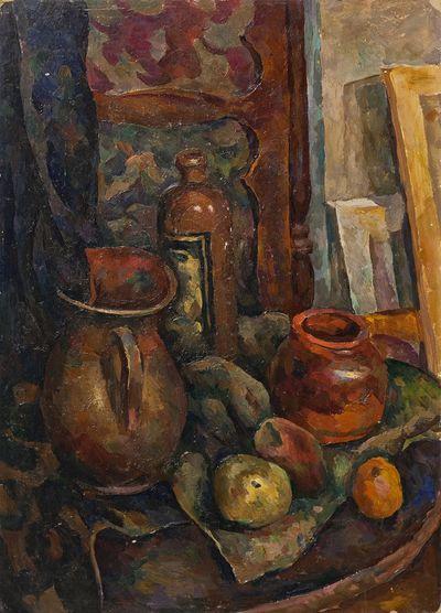 "Still life ""In the workshop"". Oleg Filippov"