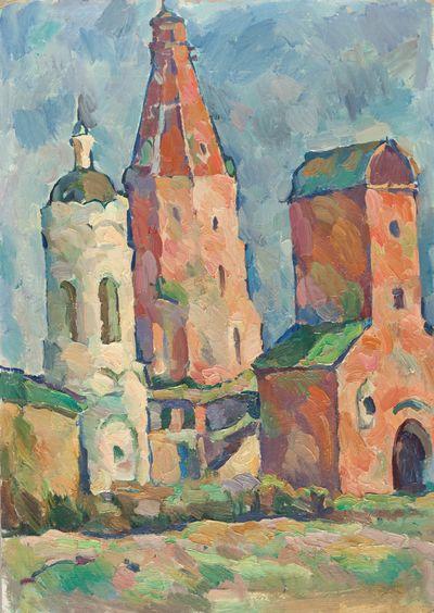 Monastery. Oleg Filippov