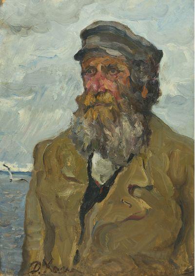 Old Seaman. Dmitry Khamin