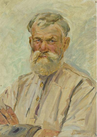 Muzhik. Viktor Konovalov