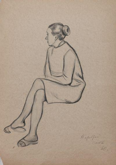 Портрет сестры. Олег Филиппов