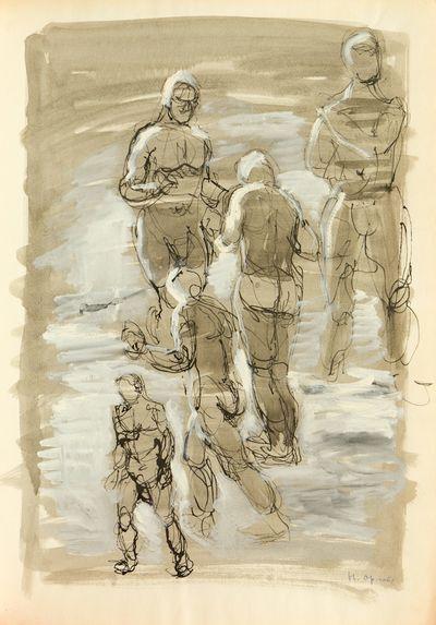 Sketches. Natalia Orlova