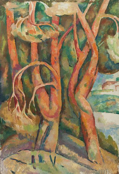 Pink Pines. Oleg Filippov