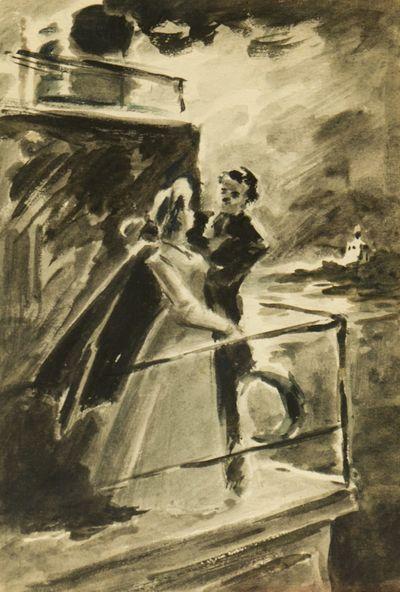 Two on Deck. Natalia Orlova