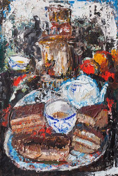 Tea Dessert. Vadim Sokolov