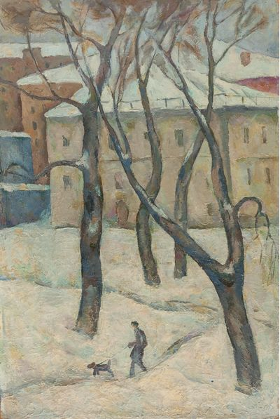 Winter. Oleg Filippov