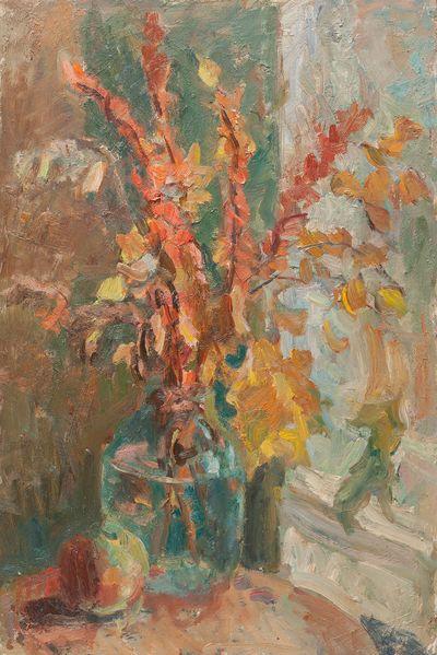 Autumn Still Life. Inna Mednikova
