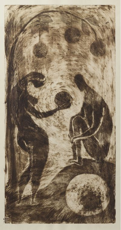 Adam and Eve. Galina Karavaeva